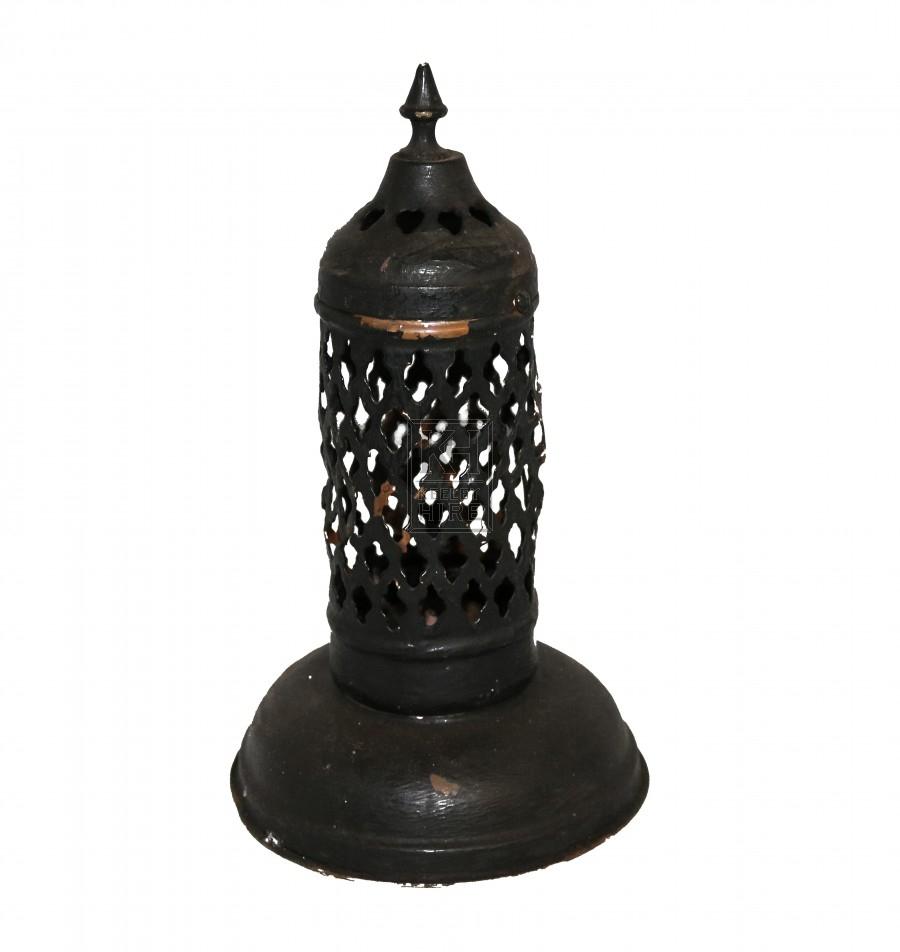 Copper Oil Lamp Candleholder