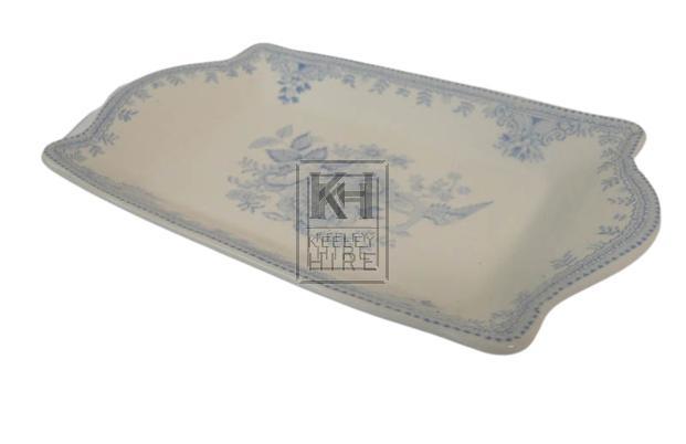 Small china tray