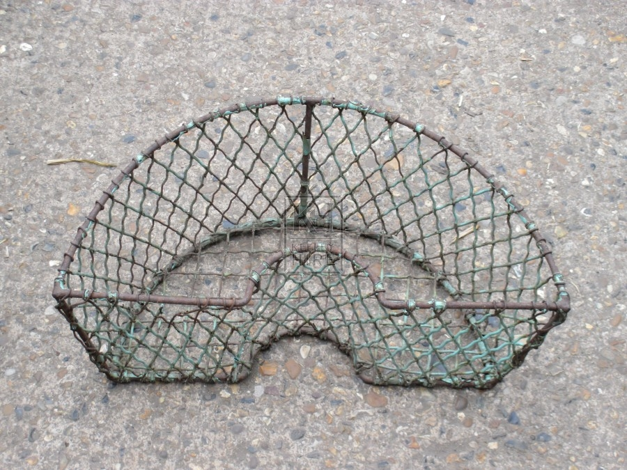 Semi Circular Lobster Creel