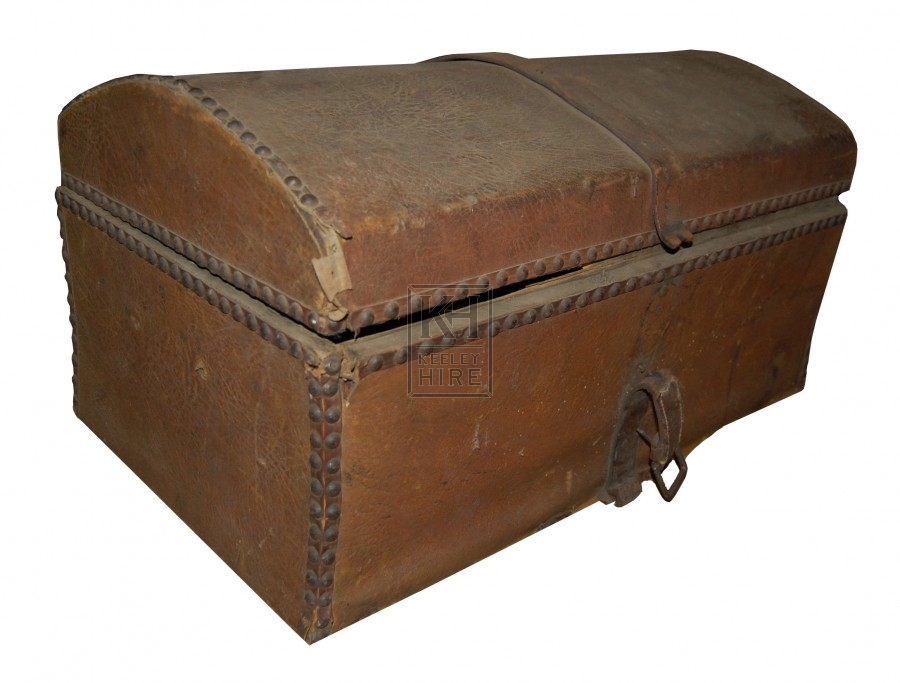 Covered Domed Chest
