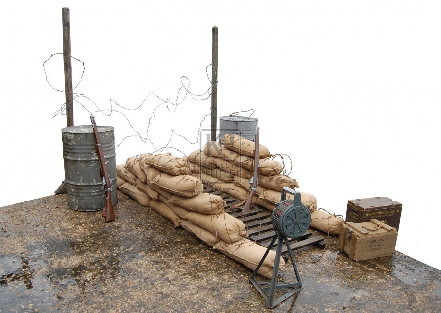 Mock Trench