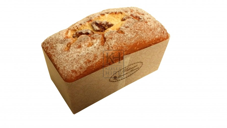 Loaf with walnuts