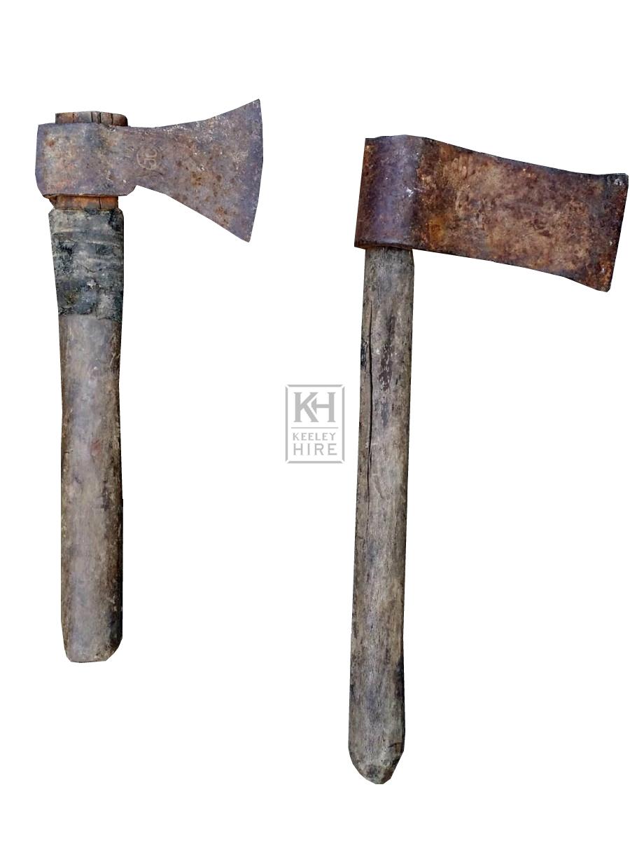 Assorted hand axe