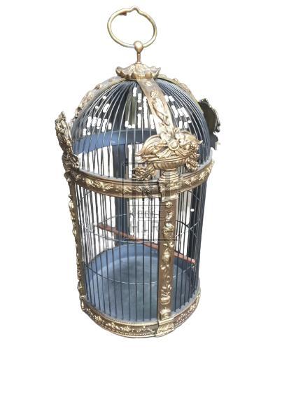 Gilded Bird Cage