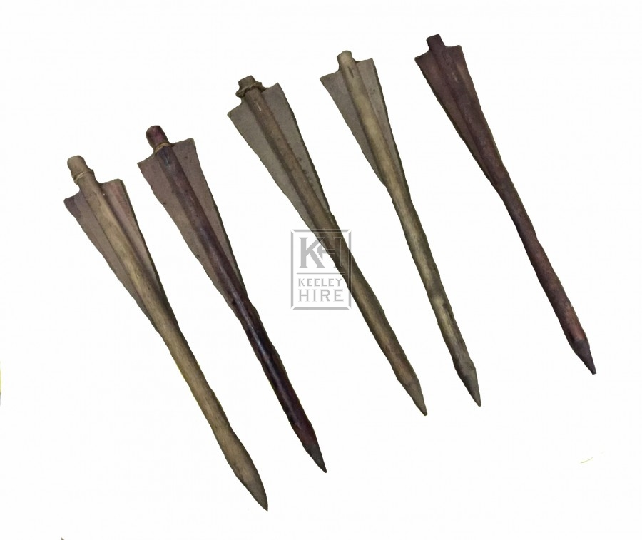 Wooden Crossbow Bolt