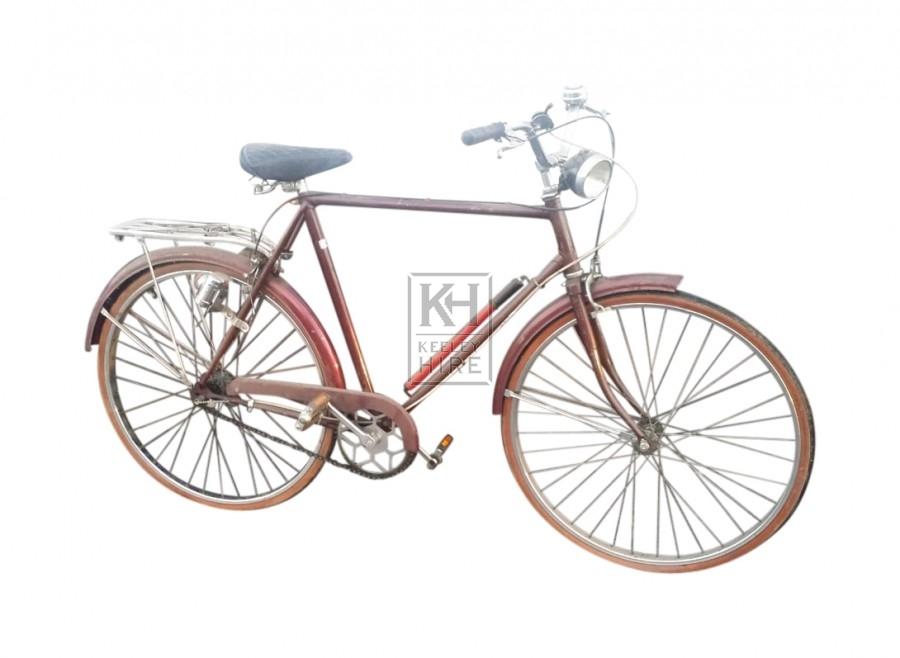 1960s bicycle - Gents