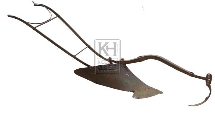 Basic iron plough