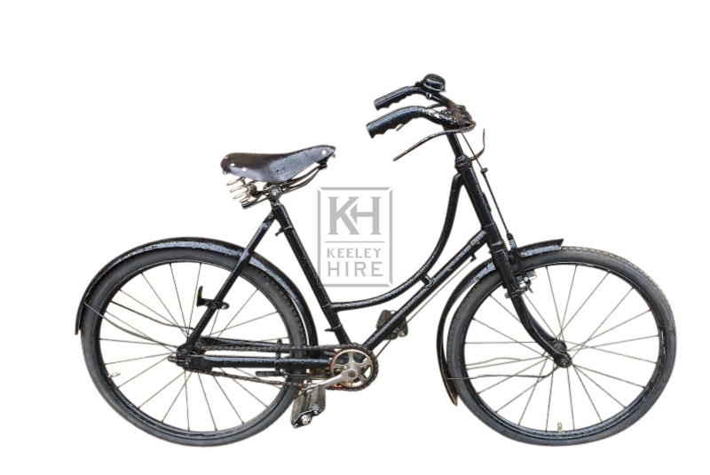 Girls period bicycle