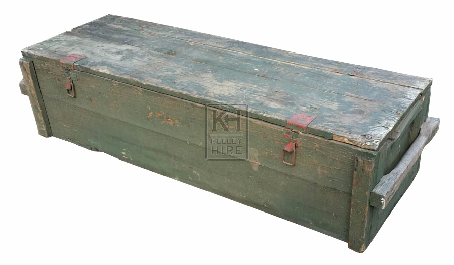 Long weapons crate