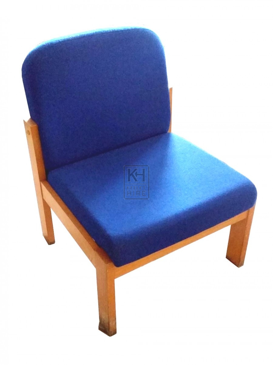 Contemporary office chair - low