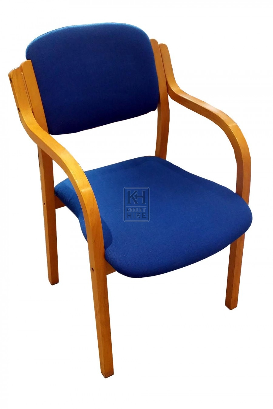 Contemporary office chair - with arms