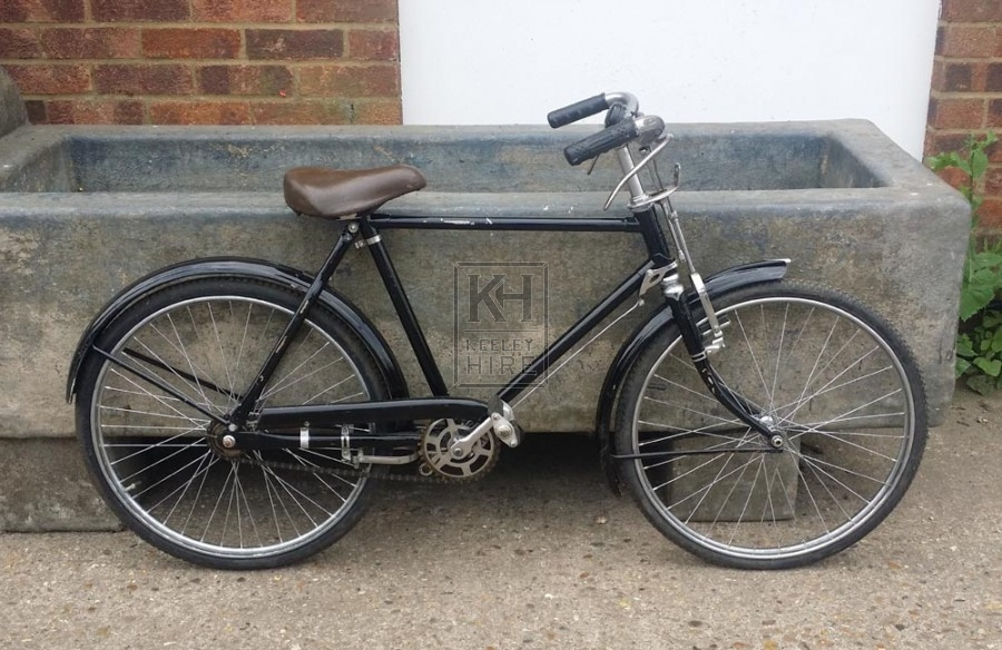 Childs period bicycle