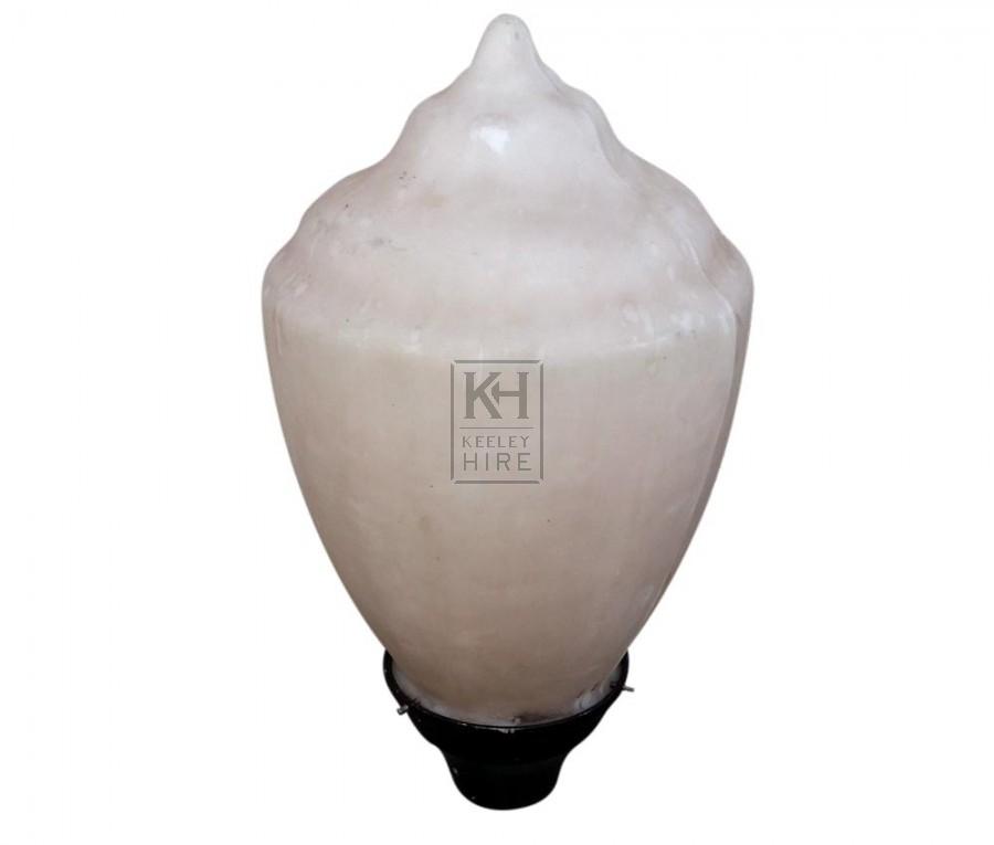 Plastic Washington Lamp Top