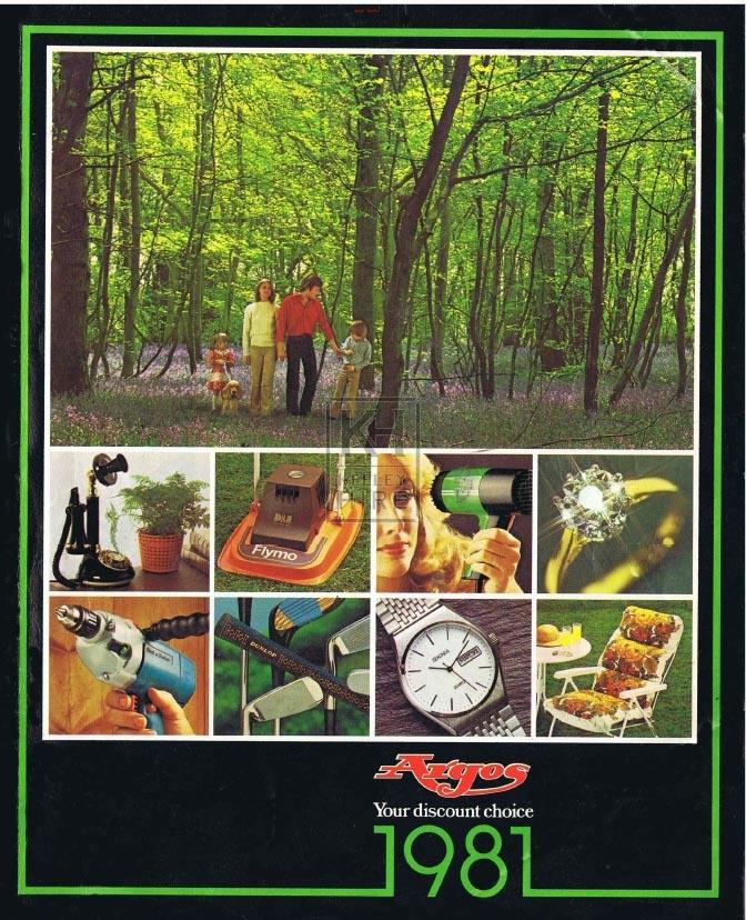 Argos Spring / Summer 1981