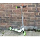 Green childs scooter