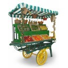 2-wheel Coster Barrow with canopy