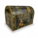 Small Decorated Box Chest