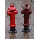 Chinese Fire Hydrant
