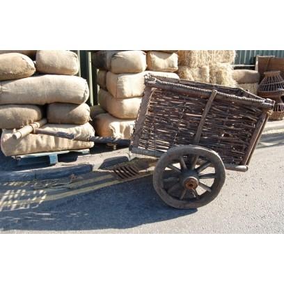wattle cart