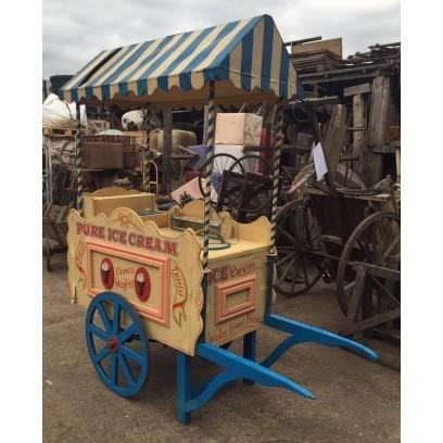 Pure Ice Cream handcart