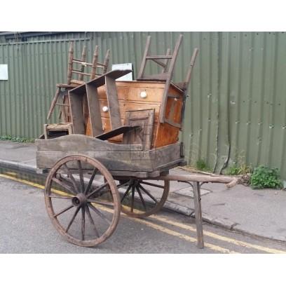 T Handled Cart