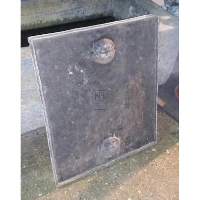 Large fibreglass manhole cover
