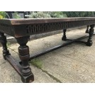 14ft polished banquet table