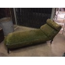Worn Period Chaise Lounge
