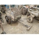 Wattle side cart with T- handle