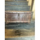 Small Ornate Metal Chest