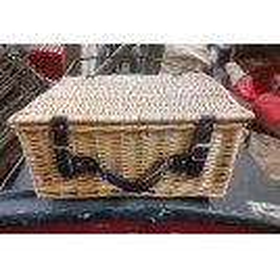 Small Wicker Picnic Basket